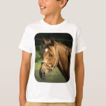 Chestnut Pony Children's T-Shirt