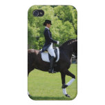 Dressage Horse iPhone Case