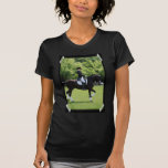 Dressage Horse Show Design T-Shirt
