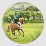 Eventing Horse Stickers