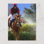 Eventing Postcard