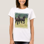 friesian-9.jpg T-Shirt