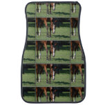 Gorgeous Quarter Horse Car Mat