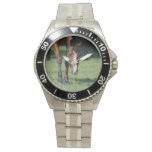 Gorgeous Quarter Horse Wrist Watch