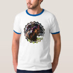 Horse Racing Men's T-Shirt