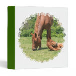 Mare and Colt Horse Binder