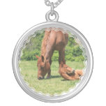 Mare and Colt Necklace