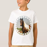 Paint Horse Kid's T-Shirt