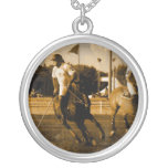 Polo Horse Necklace