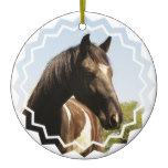Shire Draft Horse Ornament
