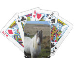 Sweet Connemera Pony Bicycle Playing Cards