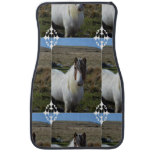Sweet Connemera Pony Car Floor Mat