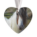 Sweet Connemera Pony Ornament