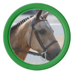 Sweet Roan Pony Poker Chip Set